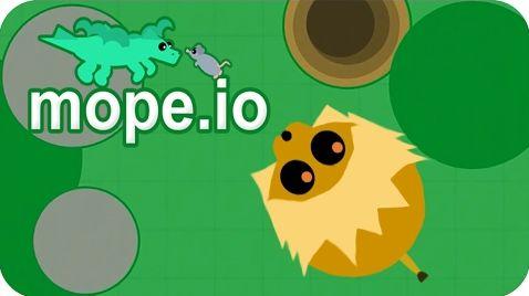 Mope io Sandbox beta играть онлайн