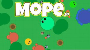 Mope io mods modded