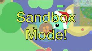 Mope io Sandbox