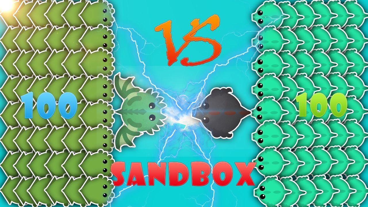 Mope io sandbox server играть онлайн