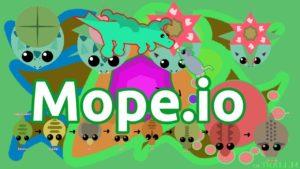 Classic mope io
